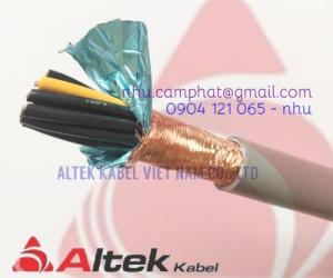 Cáp điều khiển Altek Kabel. Altek Kabel Control Cable
