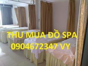 Thu Mua Giường Massage Spa, Foot, Đồ Spa, Máy Móc thiết bị Spa 0904672347