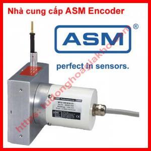 Đại lý cung cấp cảm biến dây kéo ASM Encoder tại việt nam
