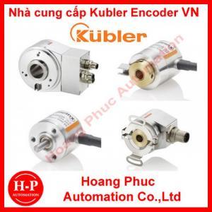 Đại lý Bộ mã hóa vòng quay Kubler Encoder tại việt nam