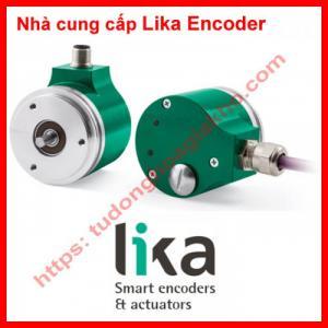 Đại lý Bộ mã hóa vòng quay Lika Encoder tại việt nam