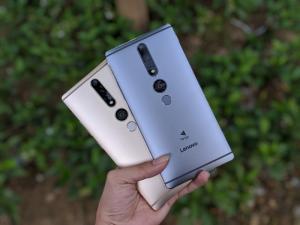 Điện thoại Lenovo Phab 2 Pro - Màn 6.4 inch - Pin trâu - ram 4/64GB - 2 sim