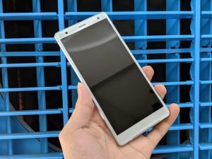 Điện thoại Sony Xperia XZ2 - cấu hình khủng - hiệu năng mượt