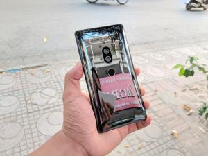 Điện thoại Sony XZ2 Premium - Camera kép . màn 4k HDR. cấu hình khủng