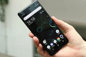 Điện thoại Sony XZ3 - Siêu khủng hiệu năng, chiến game cực đã, chụp ảnh đẹp