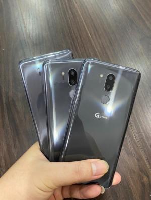 Điện thoại LG G7 Thinq - Chip Snap 845 , Ram 4/64GB - Dáng dấp đẹp đẽ, gọn ta