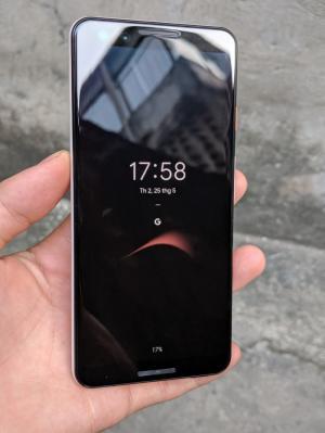 Điện thoại Google Pixel 3