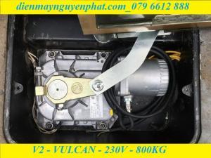 Cổng âm sàn V2 – Vulcan , Cổng tay đòn V2 - Axit, Cổng trượt V2 - Ayros 600D