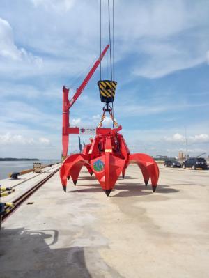 Ocean Viet – Cung cấp Gầu xúc/ Gầu ngoạm/ Gầu tải (Grabs) tại Vũng Tàu