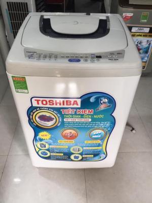 Máy giặt toshiba 9kg  đẹp như hình