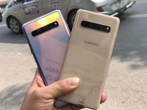 Điện thoại Samsung Galaxy S10 5G Bản Hàn 256GB | Hỗ trợ 5G - Pin trâu