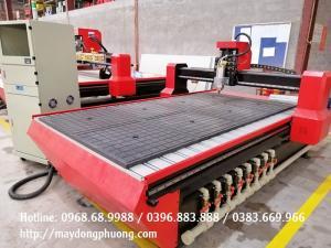 Máy CNC cắt gỗ công nghiệp | Địa chỉ bán máy CNC 1325-1