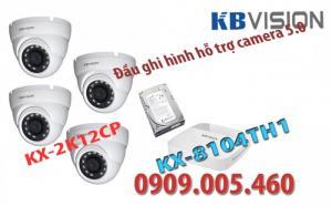 Camera quan sát 2K12CP Chất lượng siêu nét