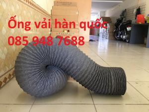 Ống gió mềm vải Tarpaulin D300*1P chất lượng cao giá rẻ