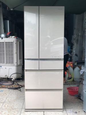 Tủ lạnh PANASONIC NR-F518XG 505L Date 2014
