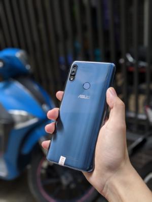 Điện thoại ASUS Zenfone Max PRO M2 - Chạy 2sim - 5000mAh -6/64GB