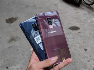Điện thoại Samsung Galaxy S9 Plus Bản hàn 2 sim - Chip Snapdragon