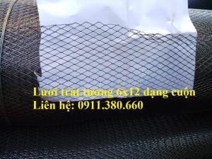 Lưới trám trát tường ô 6x12, khổ 1x42m... hàng có sẵn tại kho