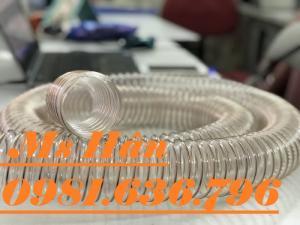 Báo giá ống hút bụi Pu cao cấp - Ống hút bui công nghiệp