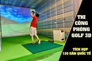 Golf 3D Tại Nhà