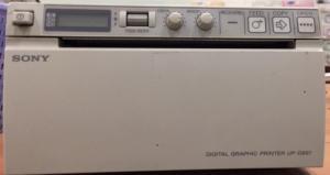 Máy in siêu âm Sony trắng đen