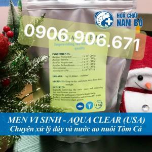 Men vi sinh cao cấp xử lý đáy và nước AQUA CLEAR