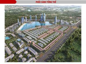 Lô đất nền 71m2 tại TMS Vĩnh Yên vốn đầu tư 1,1 tỷ sổ đỏ vĩnh viễn