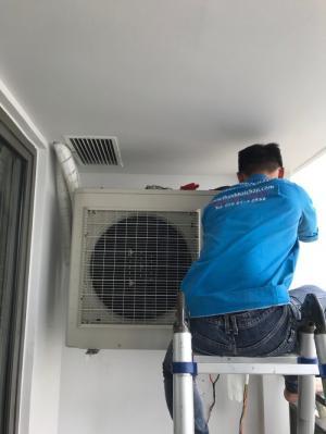 Dịch vụ thi công lắp đặt máy lạnh chuyên nghiệp - Uy tín - Chất lượng hàng đầ