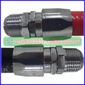 Chuyên mua bán đầu nối xoay ống dây xăng dầu