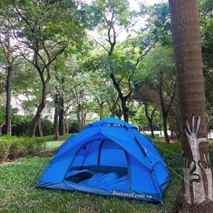 Lều cắm trại tự bung dành cho 4-6 người Gazelle Outdoor GL1666