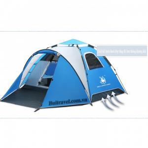 Lều dã ngoại tự bung 2 phòng cho 3-4 người Gazelle Outdoor GL1668