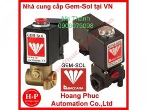 Đại lý thiết bị đo van BACCARA Gem-Sol  phân phối tại Việt Nam