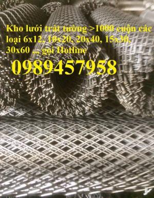 Lưới chống nứt tường, lưới mắt cáo chống nứt sàn giá tốt nhất thị trường