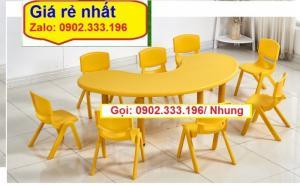 Nơi cung cấp bàn ghế mầm non giá siêu rẻ