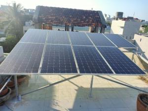 Lắp điện năng lượng mặt trời tại Phú Yên