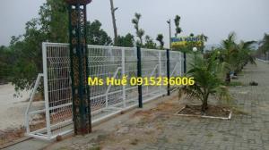 Chuyên cung cấp hàng rào di động - hàng rào ngăn kho