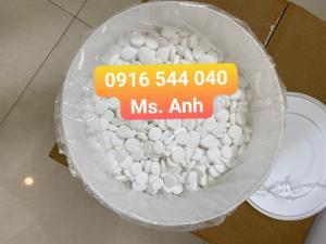 TCCA viên 2g, TCCA bột xô 5Kg hàm lượng 90%