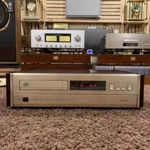 Đầu CD Accuphase DP-70