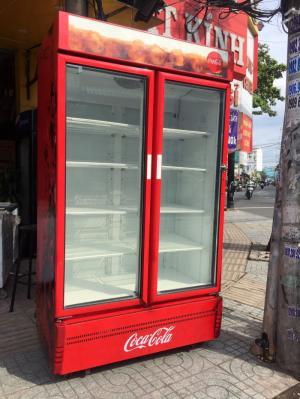 Tủ mát Coca Cola hai cánh 1300 L