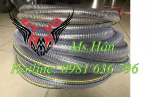 Giá ống nhựa mềm lõi thép công nghệ Hàn quốc .