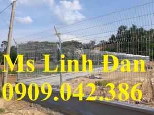 Lưới thép hàng rào mạ kẽm, lưới thép hàn mạ kẽm,
