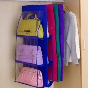 Túi treo giỏ xách 6 ngăn tiện dụng