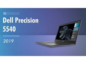 Dell Precision 5540 _ i9 9880H _ 64G _ 1TB _ Quadro T2000 _ 4K Touch Ultrasharp _ New