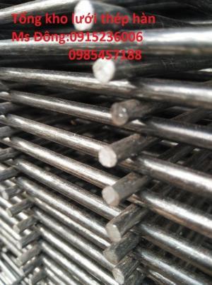 Cung cấp Lưới thép hàn D8 a100x100, a150x150, a200x200...
