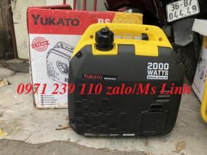 Máy phát điện Yukato BS2000I Nhật Bản bảo hành 2 năm