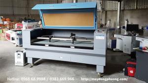 Máy Laser cắt khẩu trang | Laser 1610-2 đầu giá rẻ