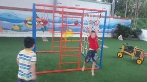 Chuyên cung cấp thang leo vận động thể chất dành cho trẻ em mầm non