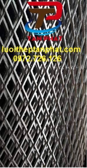 Lưới mắt cáo mạ kẽm, lưới hình thoi mạ kẽm tại Sài Gòn