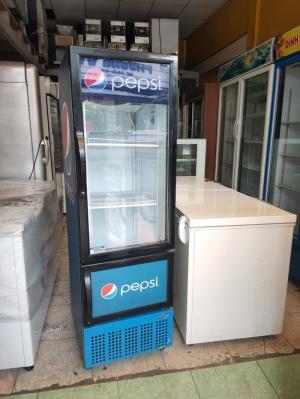 Tủ mát Pepsi 265L cửa trên dưới tiện dụng