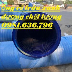 Giá ống gân xanh dày hút cát D150.